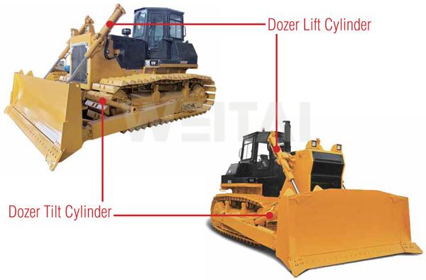 Dozer Lift Cylinder