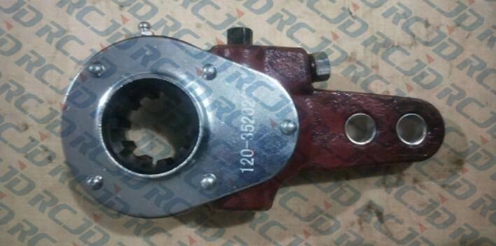KAMAZ, MAZ Manual Slack Adjuster peças do caminhão sistema de freio 120-3502336