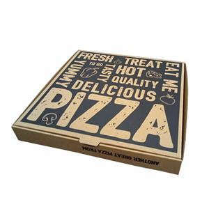 Flexo Printing Pizza Box