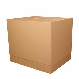 Cube Corrugated Box