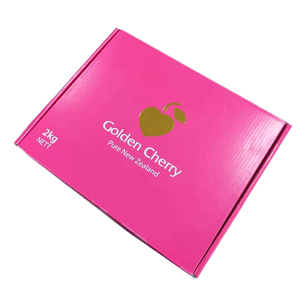 Cherry Packing Box
