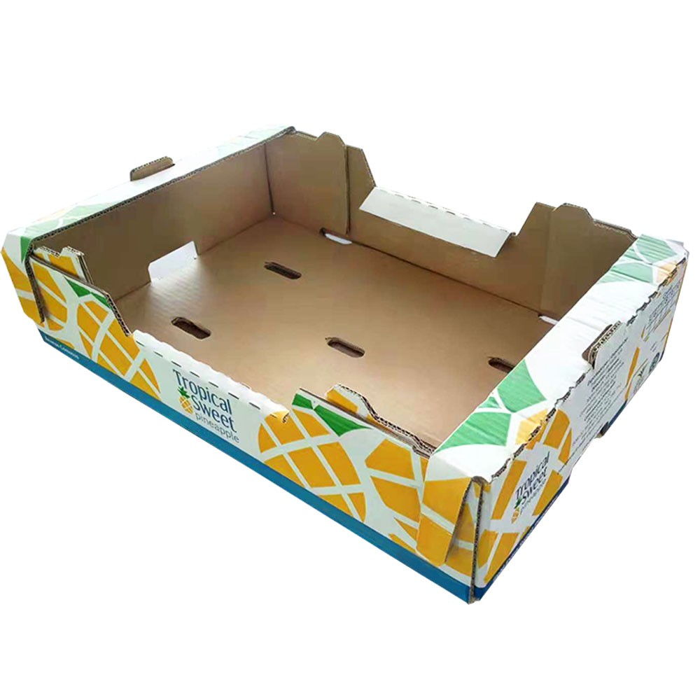 Diifferent type fruit packaging box