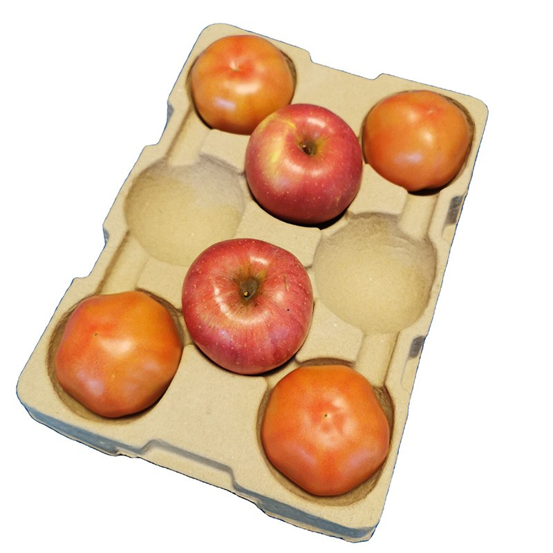 Tomato Apple Pack Tray
