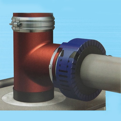 Expansion Agent For Fire-stop Collar