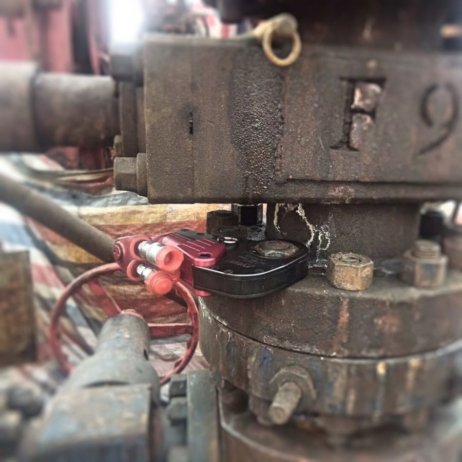 Portable Torque Wrench, Hydraulic Bolt Torquing Machine, Slim Torque Wrench