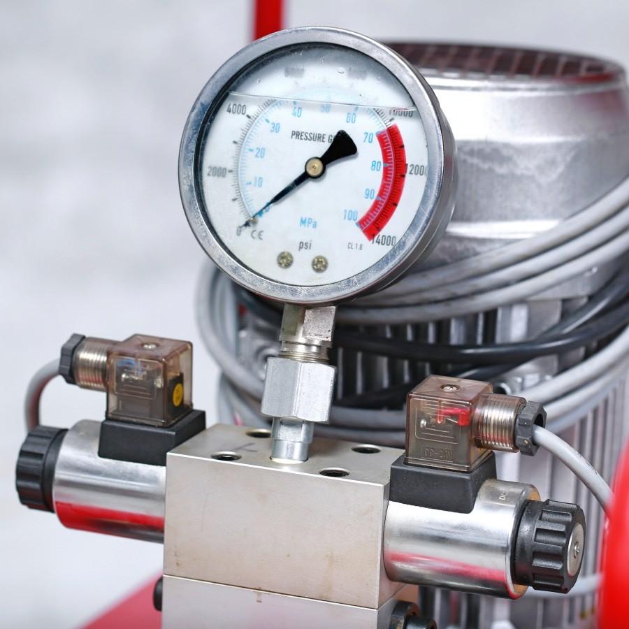 High Quality Manual Hydraulic Pump, Hydraulic Press Pump Motor