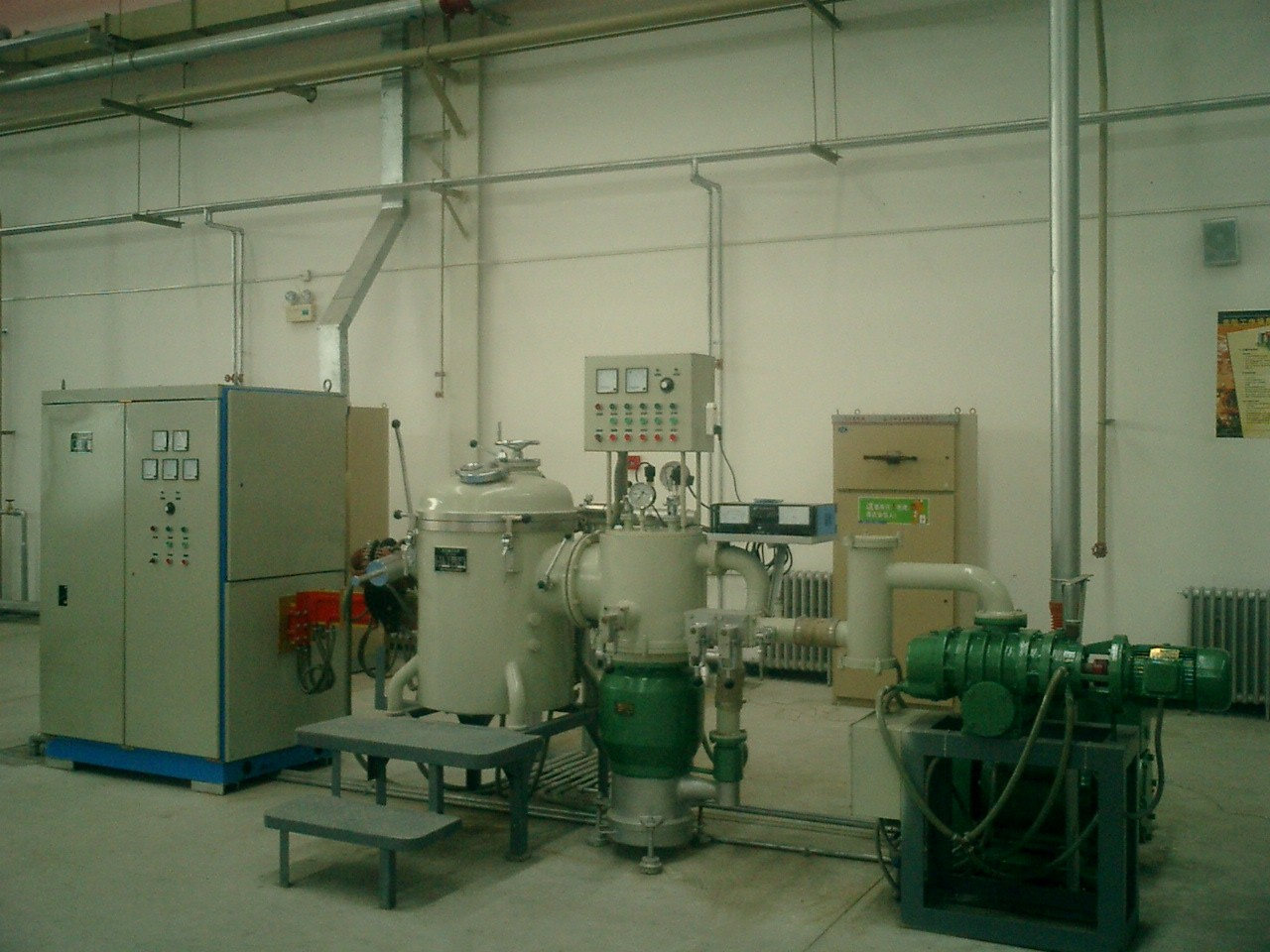 10kg Vacuum Induction Melting Furnace