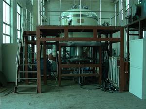 100kg Vacuüm inductie smeltoven