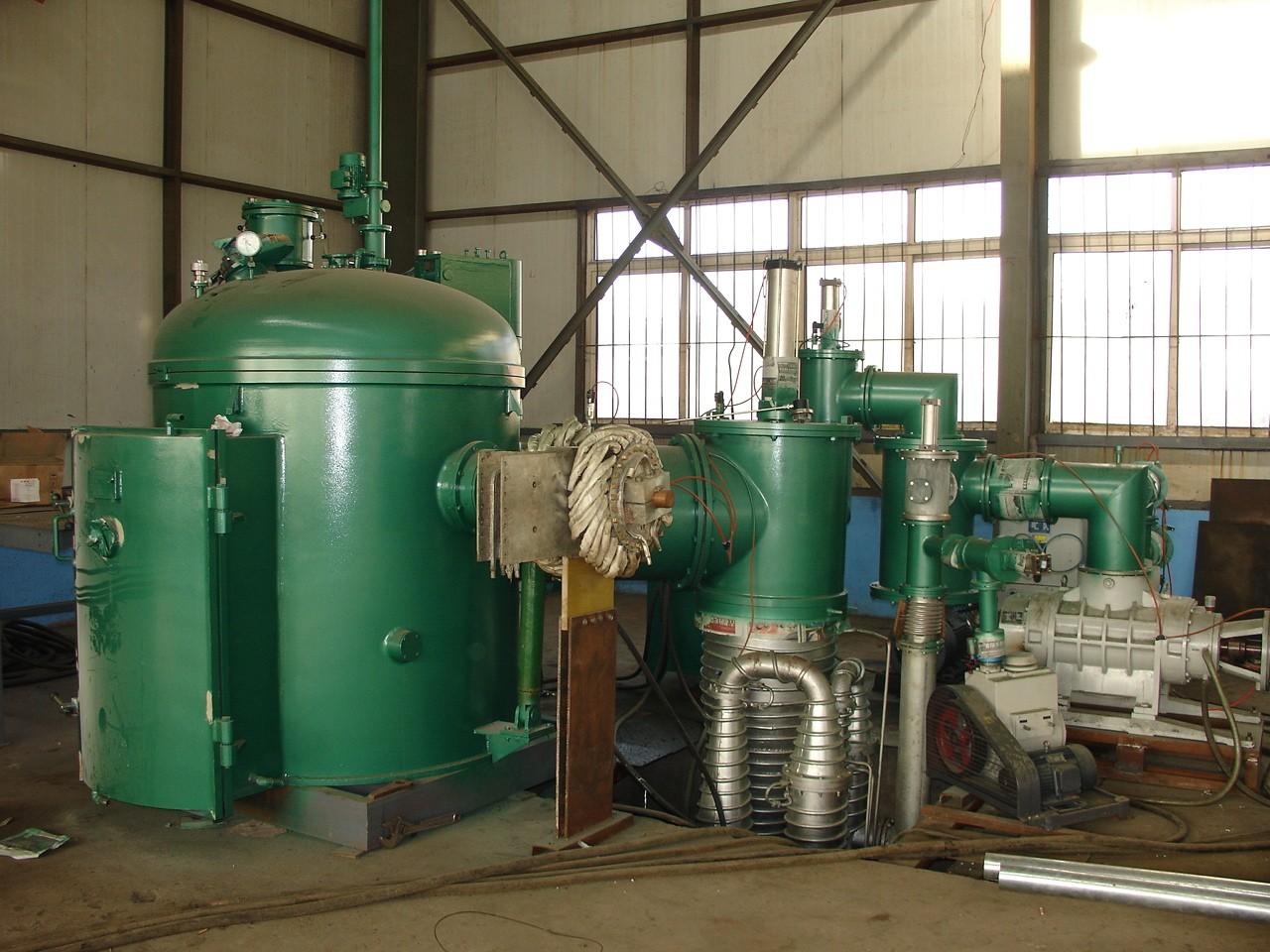 200kg Vacuüm inductie smeltoven