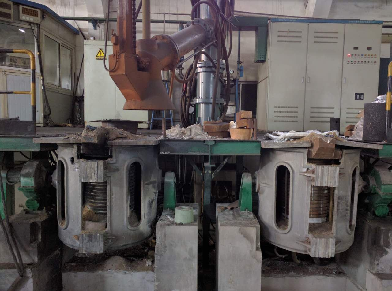 Mid-frequency Induction Melting Furnace