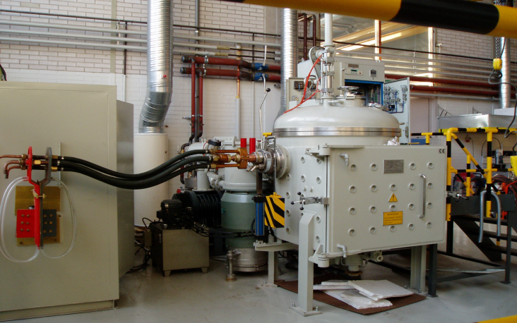 Vacuum Induction Levitation Melting Furnace
