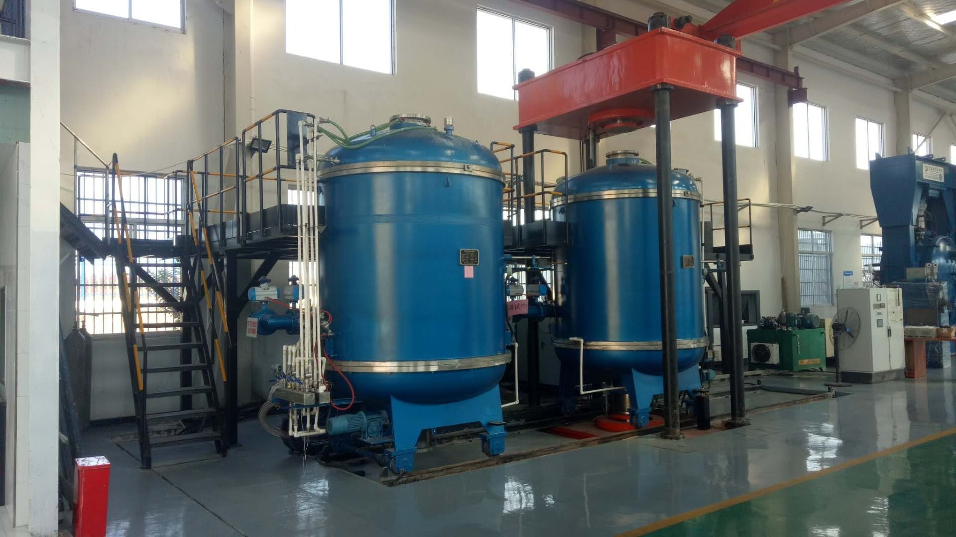Vacuum Hot Pressing Sintering Furnace