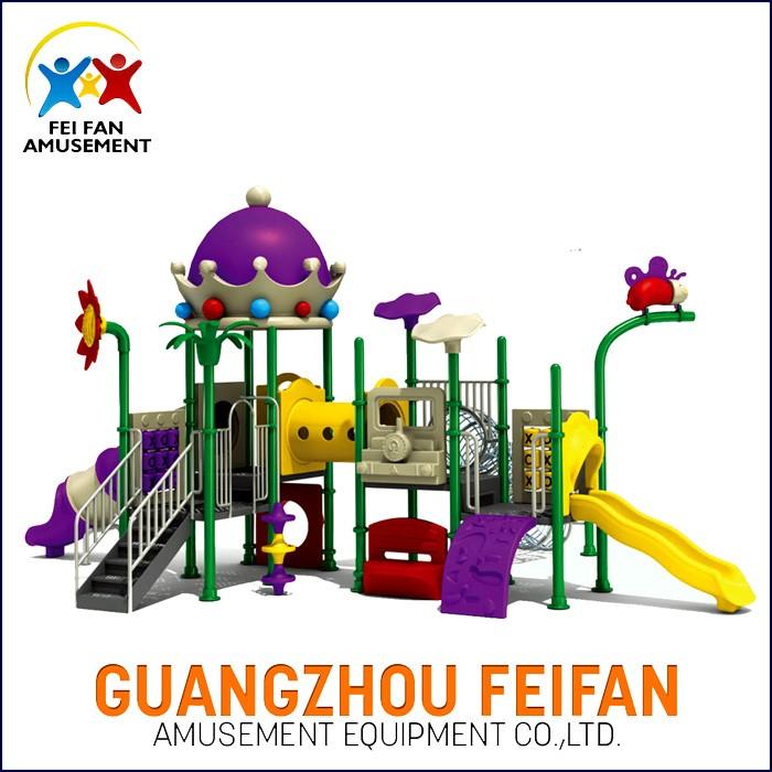 Outdoor Children Playground Equipment