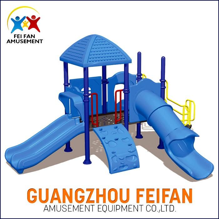 Outdoor Playground Slide