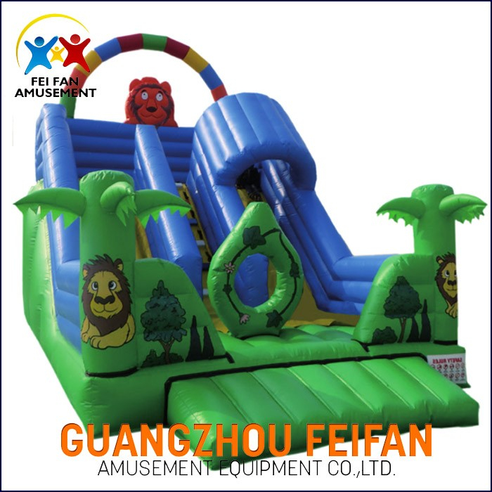 Big Inflatable Jumping Castle
