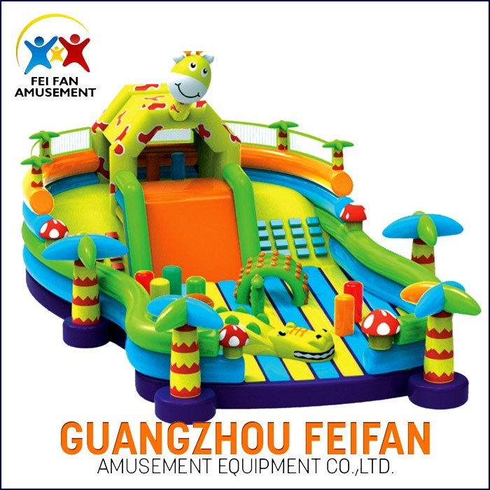 Bounce Playground Manufacturers, Bounce Playground Factory, Supply Bounce Playground