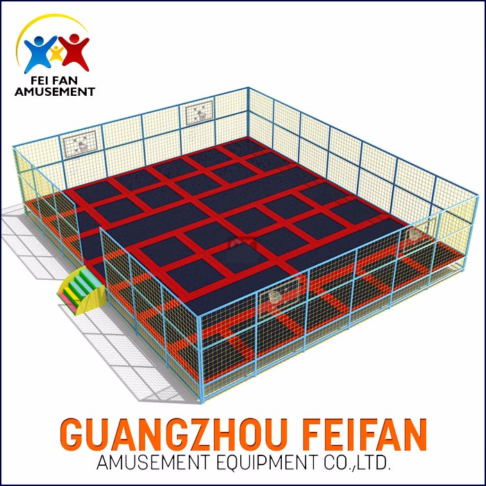 Used Trampoline Park Manufacturers, Used Trampoline Park Factory, Supply Used Trampoline Park