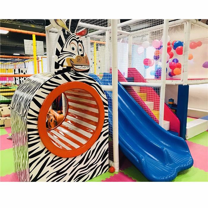 Playground Slide Naughty Castle