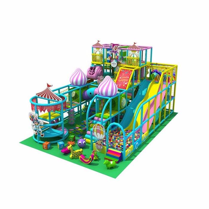 Manufacturer Of Children Indoor Playground