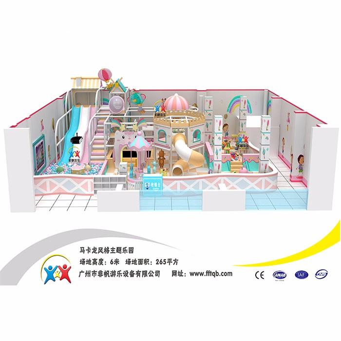 Design Of Children Indoor Playground