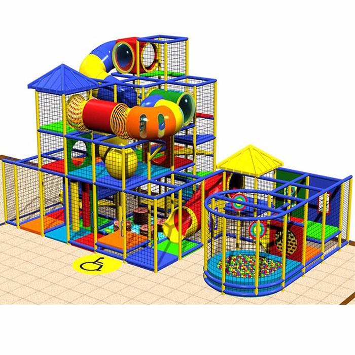 China Supply Indoor Children Playground