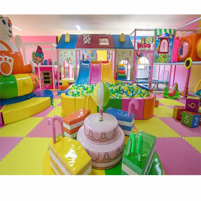 Softy Toddle Indoor Play Area