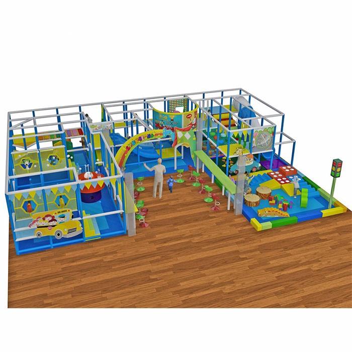 Amusement Equipment Indoors