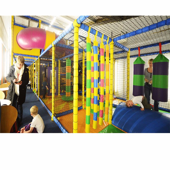 Inside Playset Funny Playground For Children