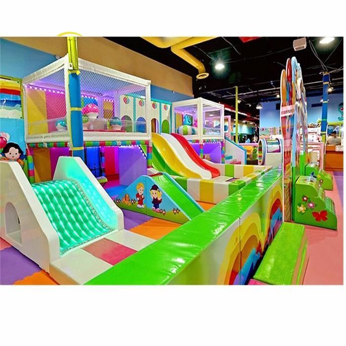 Soft Play Center For Children