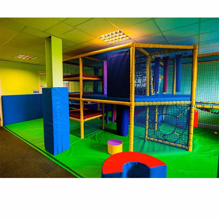 Soft Play Children Playground