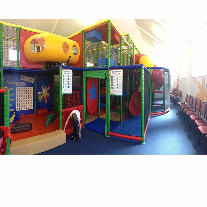 2019 Indoor Playground Design