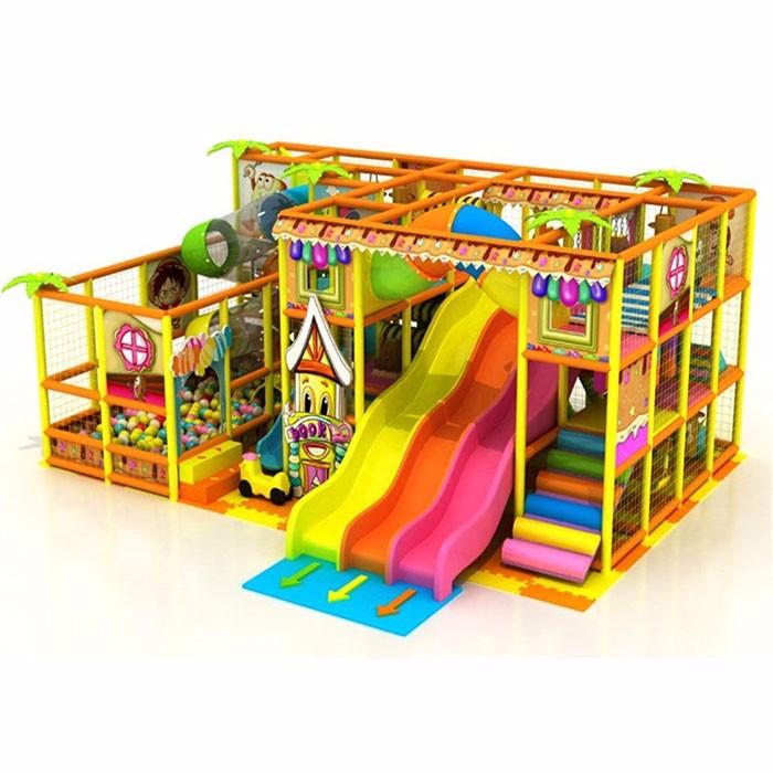 Inside Kids Play Area