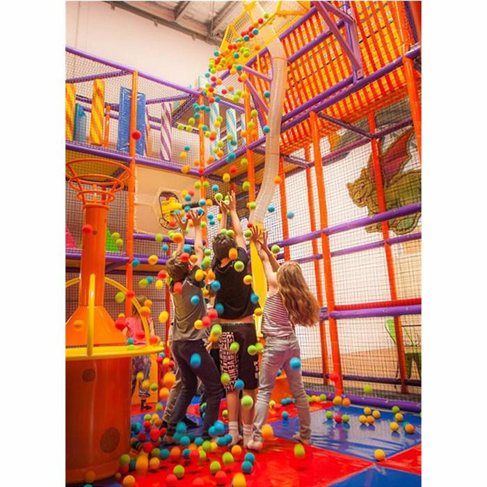 Children Spare Time Indoor Playground