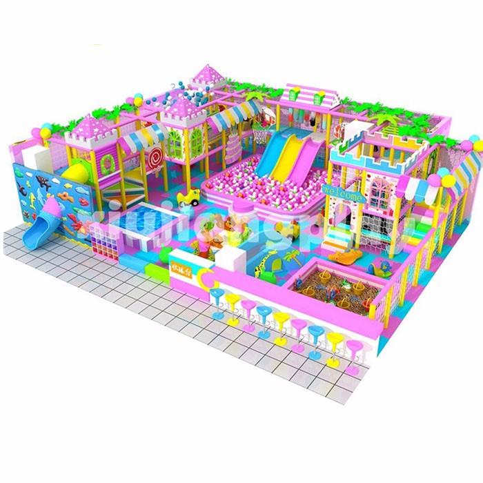 Soft Children Indoor Play House