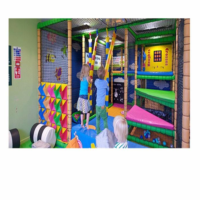Kids Indoor Soft Naughty Castle Playground