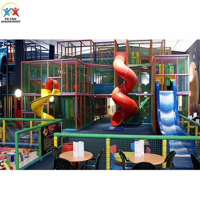 Adventure Play Zone For Children