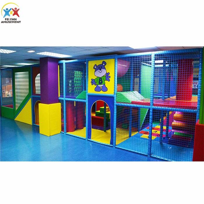 2019 New Arrival Indoor Playground