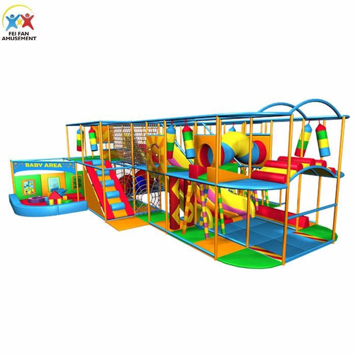Indoor Play Zone For Children