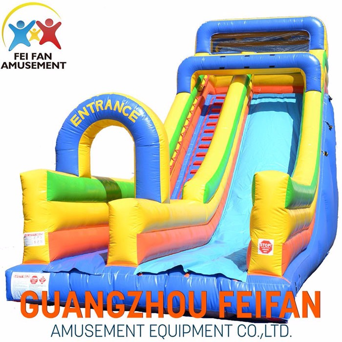 Playground Inflatable Castle For Children