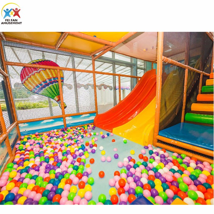 Million Ball Pool Indoor Playground For Kids