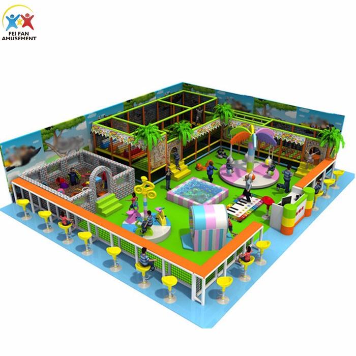 Amusement Equipment of kids indoor playground