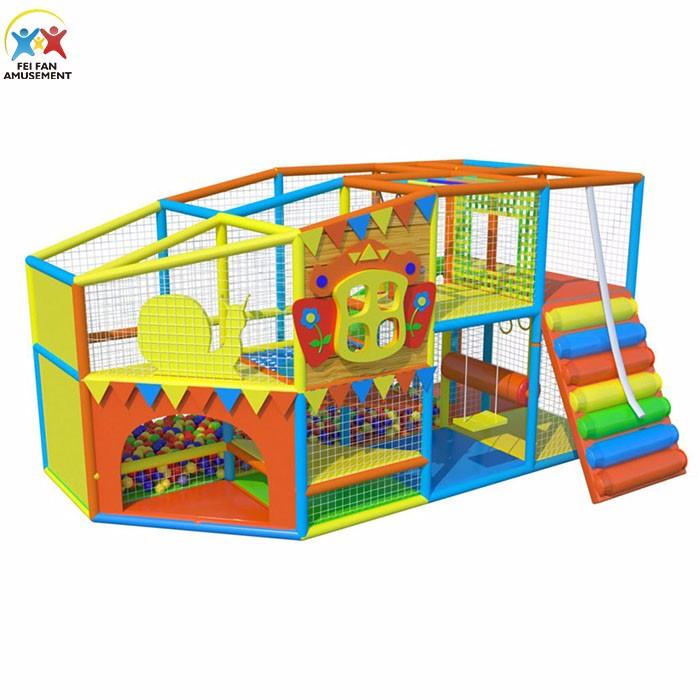 Children kids indoor playground design