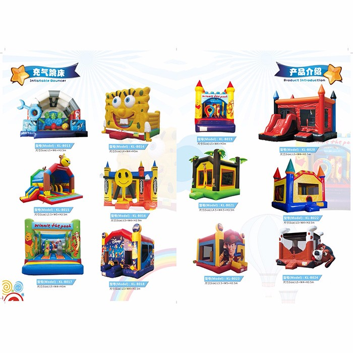 Best inflatable bouncy castle for kids