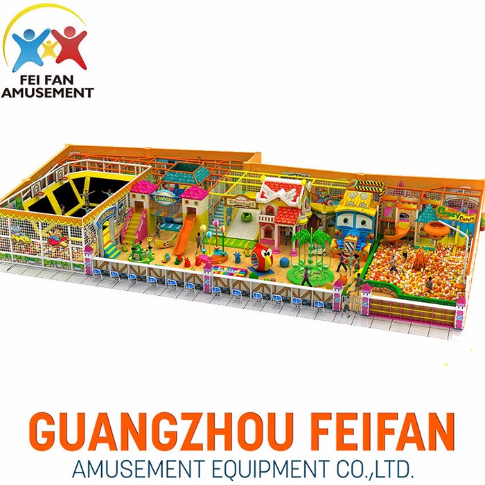 Fun Places Playground Equipment