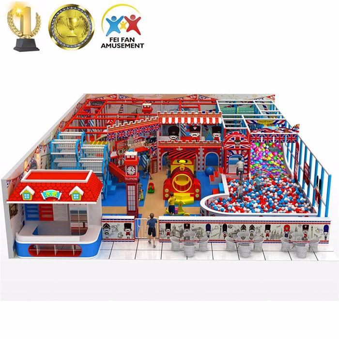 Toddles Indoor Playground Supplier