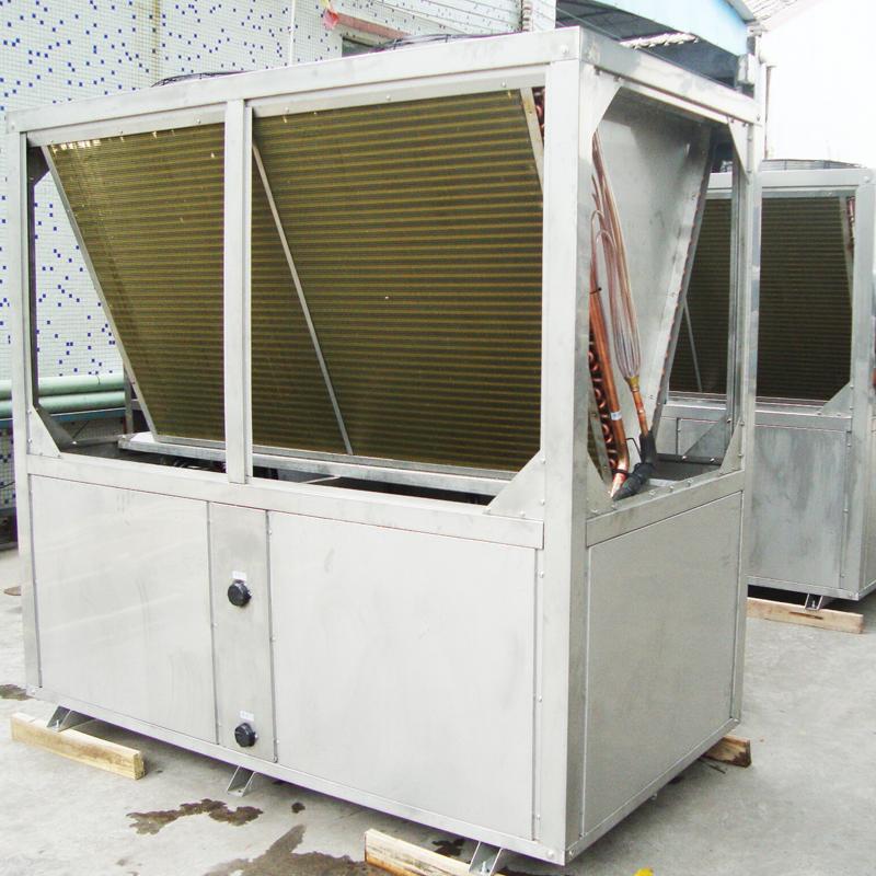 100kw Air To Water Heat Pump Hot Water