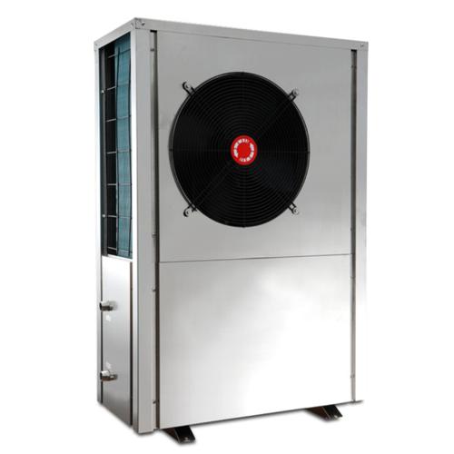 EVI Air-Cooled Chiller Air Source Heat Pump