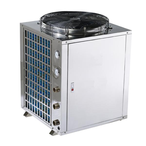 Air source heat pump(cold-water) unit