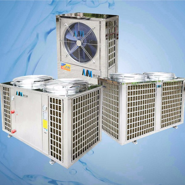 Heat pump chiller air source (cold water) Unit