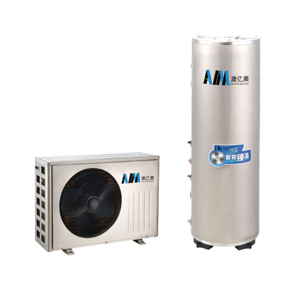 Gas Cycle Heat Pumps